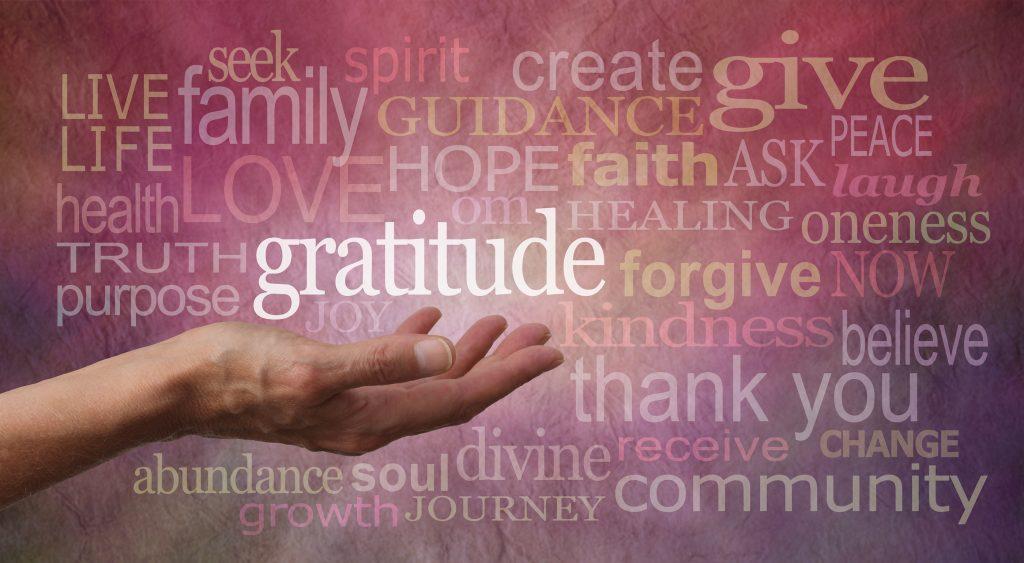راز سپاسگزاری